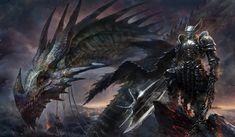 Dragon Knight, Dragon Rider, Dragon Illustration, Fantasy Illustration, Fantasy Images, Fantasy Art, Cyberpunk, Legendary Dragons, Psychadelic Art