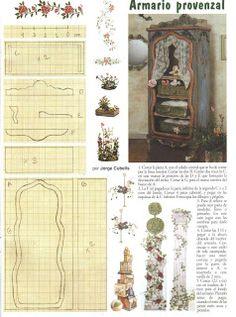 miniature armoir plans