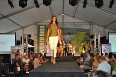 Ladies' Day at the PR Open - Fashion Shows - by: Mango