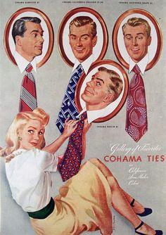 Cohama ties