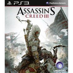 Jeux Action PS3 Assassin's Creed Iii sur PS3 prix promo Priceminister 40,00 € TTC au lieu de 49,99 €