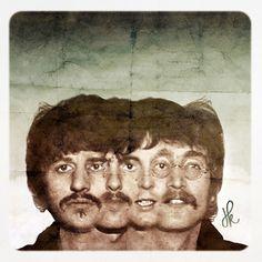 The Beatles Photography Collection | Abduzeedo