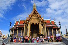 Grand Palais de Bangkok ©floriancagne