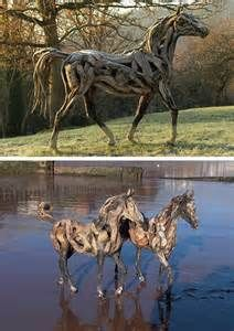 Driftwood Horses « The Craft Begins