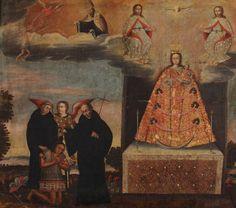 El arte de la pintura en los Andes - Ficha educativa by Museo de Arte de Lima - MALI