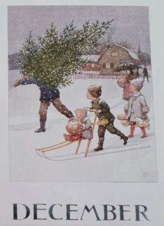 Old Swedish Christmas.