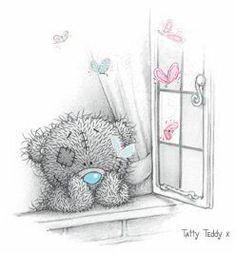 ♥ Tatty Teddy ♥ Me to Butterflies... ♥