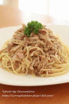 えのきとにんにくツナ醤油スパゲティ : リピ決定!人気のえのきレシピ - NAVER まとめ