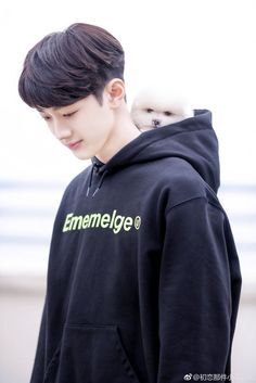 Lai Guanlin A little thing called first love Camisa Bts, Kdrama, Ji Hoo, First Boyfriend, Guan Lin, Lai Guanlin, Chinese Boy, Cute Korean, Drama Movies