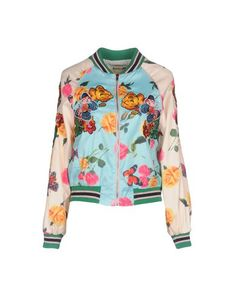 acbc3826d710 Must Women Bomber on YOOX. The best online selection of Bombers Must. YOOX  exclusive items of Italian and international designers - Secure payments