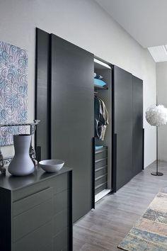 Best bedroom closet design built in wardrobe sliding doors Ideas