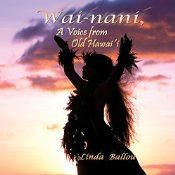 From the cauldron of controversy that is Hawaiian history emerged Wai-nani, a reflection of the personage of the great chiefess Ka'ahumanu. Like all islanders she was a water baby who found pleasure, sustenance, solace, wisdom, and courage in the grand and vibrant sea. Wai-nani's bond with Eku, a playful and communicative dolphin, propels her on a mythological journey couched in magical realism.