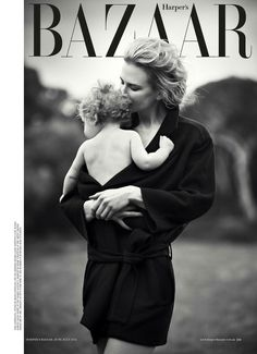 Nicole Kidman for Harper's Bazaar Australia, June-July 2012