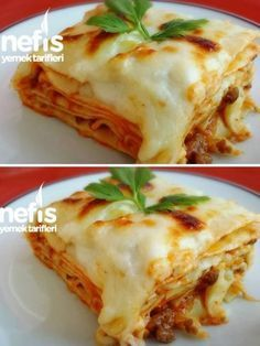 Pesto Lasagna, Lasagna Rolls, Ketogenic Recipes, Diet Recipes, Cooking Recipes, Vegan Recipes, Baked Spaghetti Pie, Turkish Kitchen, Good Food
