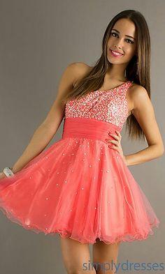 Kiki- Orange Prom Dress | Semi-formal/Formal Dresses | Pinterest ...