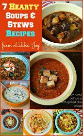 Lilikoi Joy: 7 Hearty Soups & Stews Recipes for Fall