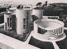 Sulmona Social Center | Paolo Portoghesi