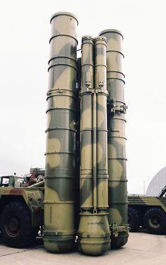 Almaz-Antey 40R6 / S-400 Triumf / SA-21 SAM System / Самоходный Зенитный Ракетный Комплекс 40Р6 / С-400 'Триумф'
