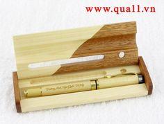 Quà tặng gỗ để bàn theo yêu cầu