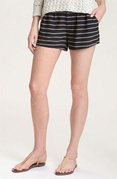 stripe silk #shorts