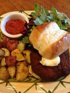 Polpette- meatball sandwich