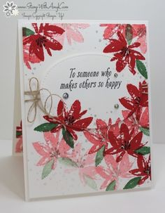 You can see more information and free instructions for creating this card on my blog here: https://stampwithamyk.com/2017/03/01/stampin-up-avant-garden-happy-card/