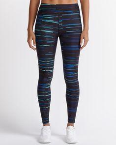 Legging supersonique à imprimé Hyba Leggings, Sport, Workout, Pants, Clothes, Fashion, Supersonic Speed, Trouser Pants, Outfits