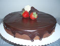 Bezlepkový čokoládový sen