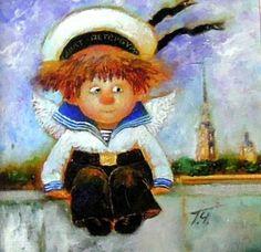 (1) Одноклассники Archangel Gabriel, Polymer Clay Figures, Doreen Virtue, Angels Among Us, Angel Art, Renaissance Art, Art Education, Architecture Art, Art History