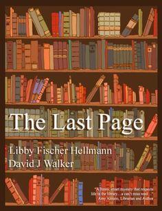 The Last Page by David J. Walker, http://www.amazon.com/dp/B005D84ZA0/ref=cm_sw_r_pi_dp_8gxTpb0FT7TAR