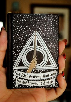 The Last enemy that shall be destroyed is Death - On the Gravestone in Godric's Hollow