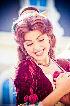 Magic Kingdom Disney princess Belle