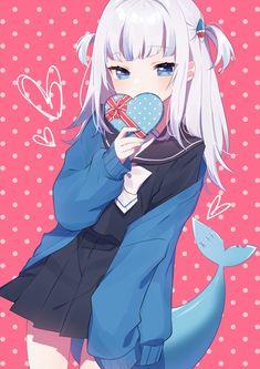 Anime Girl Neko, Anime Girl Cute, Anime Art Girl, Manga Anime, Hot Anime Couples, Anime Girl Drawings, Cute Anime Pics, Cute Chibi, Cute Anime Character