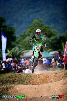 Kawasaki Indonesia Nugroho mx
