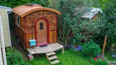 This Tiny Copper House Is Full of Small Space Surprises - GoodHousekeeping.com