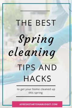 Get your home clean with the best spring cleaning tips and hacks Cleaning Your Dishwasher, Bathroom Cleaning Hacks, House Cleaning Tips, Organization Hacks, Organizing, Homemade Shower Cleaner, Cleaning Challenge, Clean Your Washing Machine, Bathroom Storage Solutions