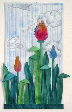April Showers, by Beth Schillig