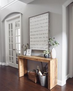 Entryway Design what a way to make a first impression. a beautiful entry designed