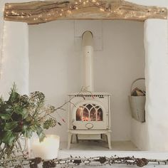 """1,887 Likes, 39 Comments - Cottage life (@cowparsley_and_foxgloves) on Instagram: """"Cosy cosy Wednesday #cottagestyle #interiors #homedecor #instadaily"""""""