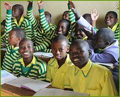 Utdanning er nøkkelen til en bedre fremtid