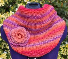 Col snood tour de cou tricoté main https://www.alittlemarket.com/boutique/chaliere-2339933.html