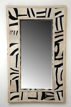 Patched Faux Zebra Mirror is Stamped Cowhide Inspired from an 1940s Vintage Zebra Mirror with Aged Linen Border Frame and Zebra Trim One version Has a Large-Scale Zebra Print with Aged Dark Linen Framing, the Other Version has a Baby Zebra Print [...]