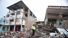 Photo Galleries Ecuador quake death toll climbs sharply to 233