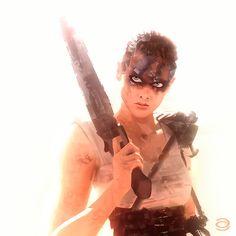 Imperator Furiosa - Mad Max: Fury Road - Alex Garner