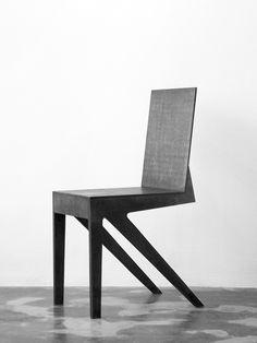 Steel Designed Chair