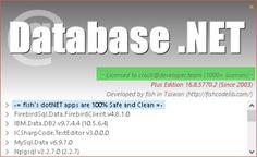 Database .NET Plus 16.8.5770