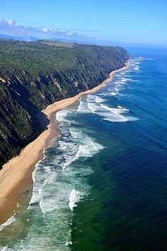 Garden Route, Eastern Cape, South Africa By South African Tourism Paises Da Africa, South Africa, Places To Travel, Places To See, Travel Destinations, Vacation Travel, Hawaii Travel, Holiday Destinations, Places Around The World