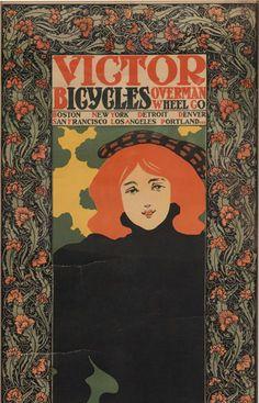 55 William H Bradley Ideas Art Nouveau Art Nouveau Poster Vintage Posters