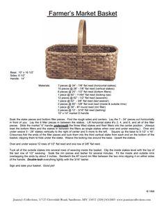 Old Wicker Chairs, Wicker Baskets, Basket Weaving Patterns, Willow Weaving, Basket Crafts, Market Baskets, Weaving Projects, Primitive Decor, Basket Ideas