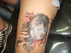 tattoo feita por Regi TattooLimeira